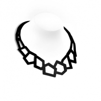 102 - 3700982204058 - Apara - Collier Pentagone - France - 4