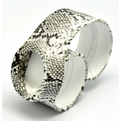 Bracelet de montre Classic WaterPrint Python