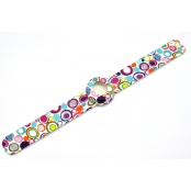 Bracelet de montre Mini WaterPrint 70's Candy