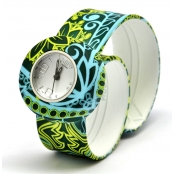 Montre Mini Bracelet Deep Sea & cadran blanc