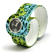 Montre Mini Bracelet Deep Sea & cadran noir