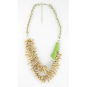 Collier nature folle