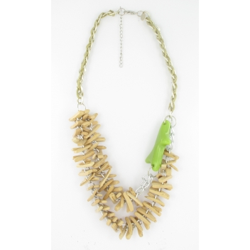 23360 - 3700982203457 - Fanny Fouks - Collier nature folle - 3