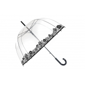 Parapluie cloche transparent Dentelle