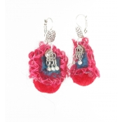 Boucles d'oreille Coquille 1