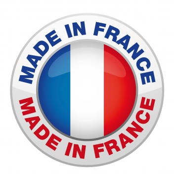 - 3700982216914 - The cocotte - Broche Origami Papillon en tissu Rose - France - 3
