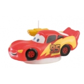 Bougie Disney Pixar Cars 8 cm