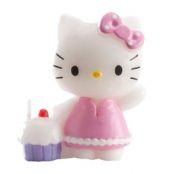 Bougie Hello Kitty 7 cm