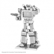 Maquette métal Transformers : SoundWave