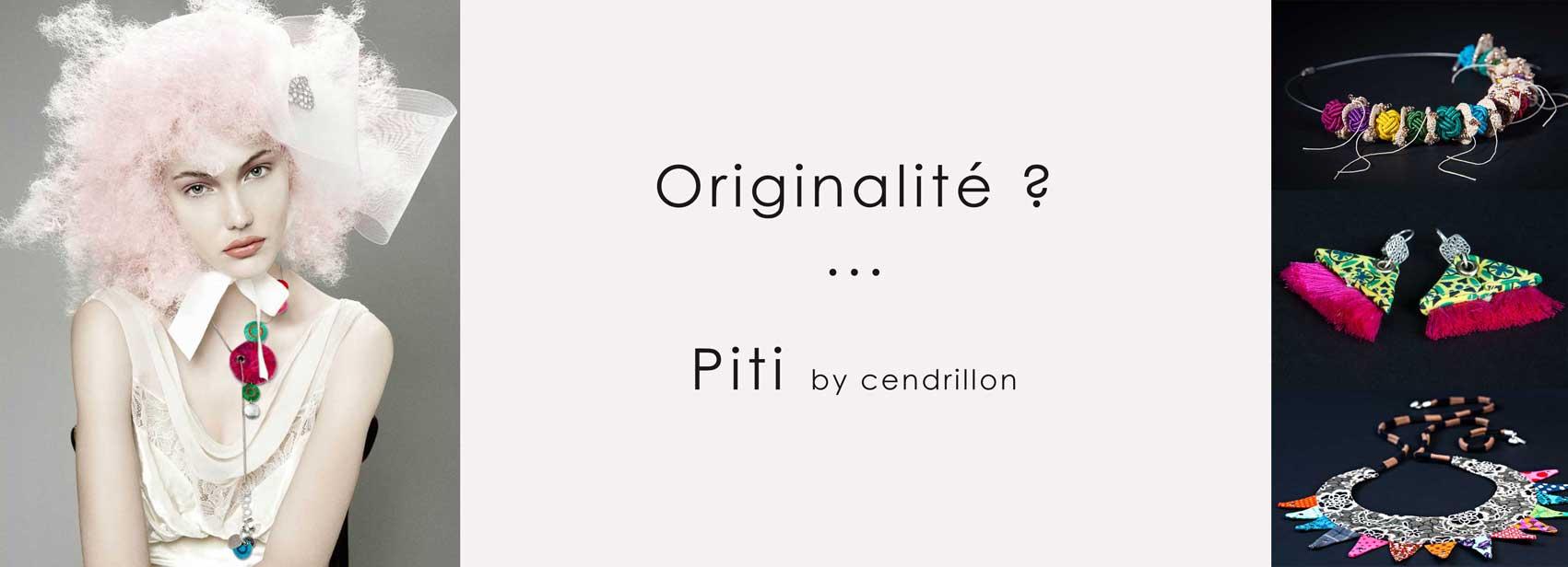 bijoux colorés Piti