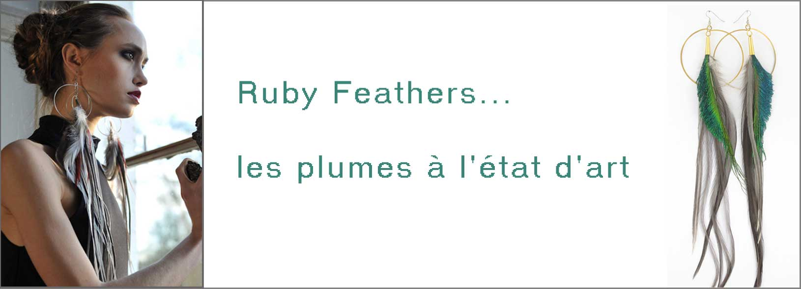 ruby feathers
